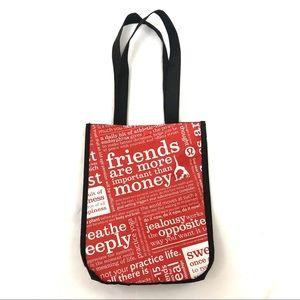 Lululemon Small lunch tote gift bag shopping bag